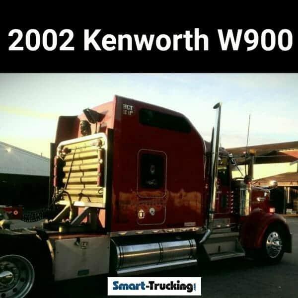 2002 Kenworth W900