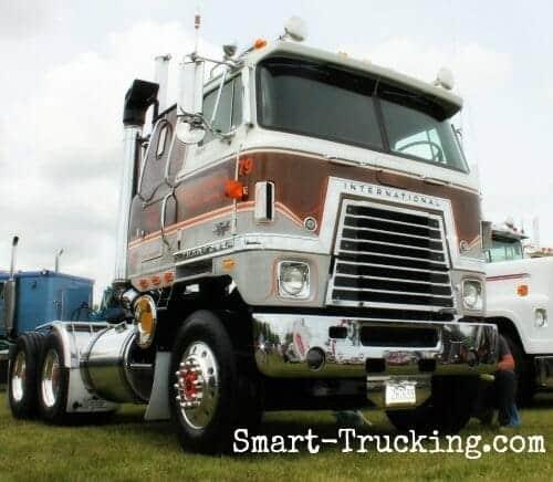 1979 International Cabover Truck