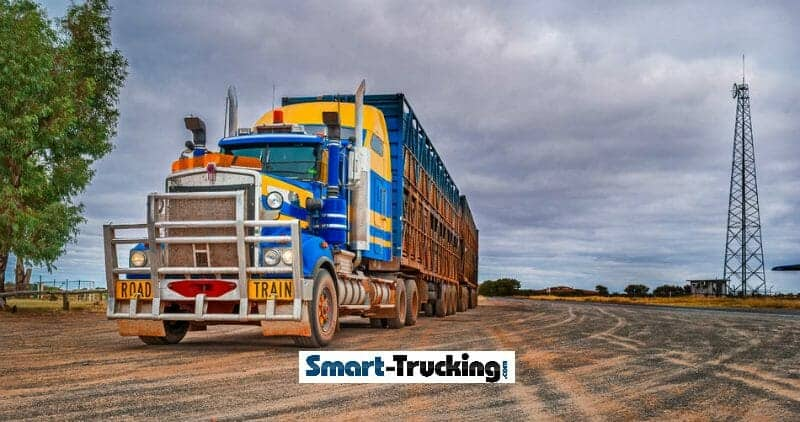 Side By Side For Sale >> Australian Road Trains: An Aussie Trucker Tells the Real Story