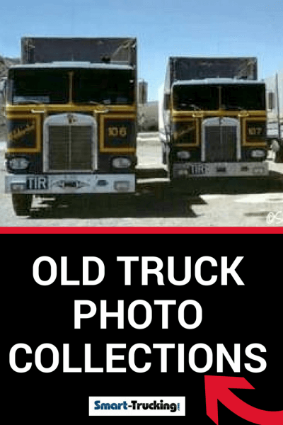 OLD TRUCK PICTURES COLLECTION