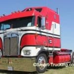 1985 Cabover Kenworth Big Rig