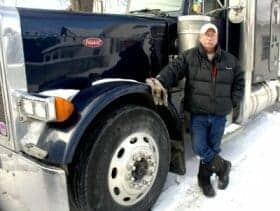 Experienced truck driver owner operator
