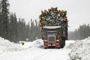 Ultimate Canadian Logging Trucks Photo Collection
