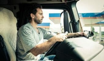 What 4 Wheelers Need To Know About Sharing the Road With Big Trucks