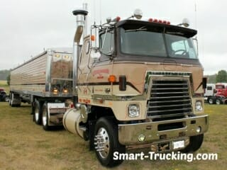 1980 International Transtar Eagle Cabover II