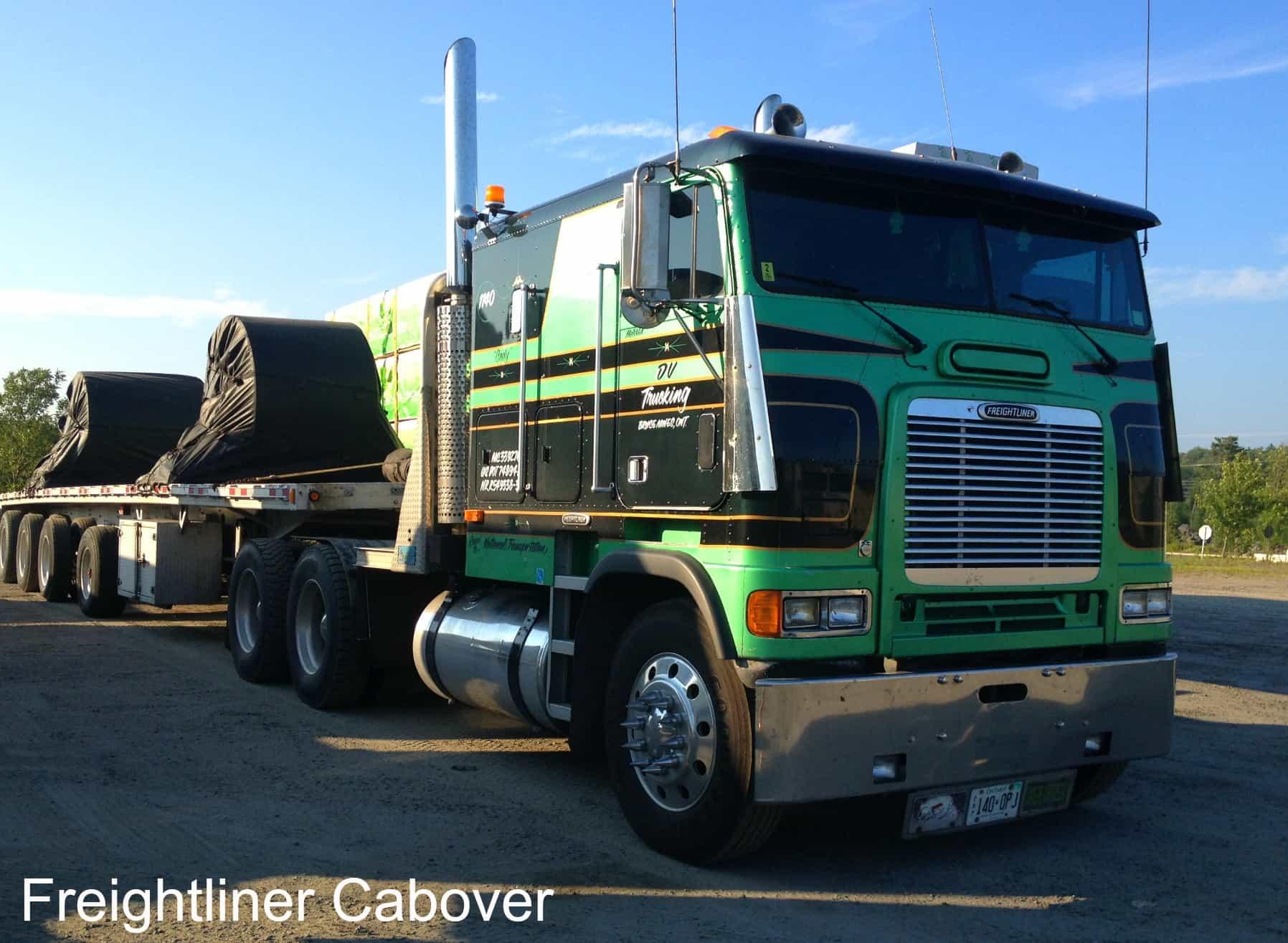1993 Freightliner Cabover