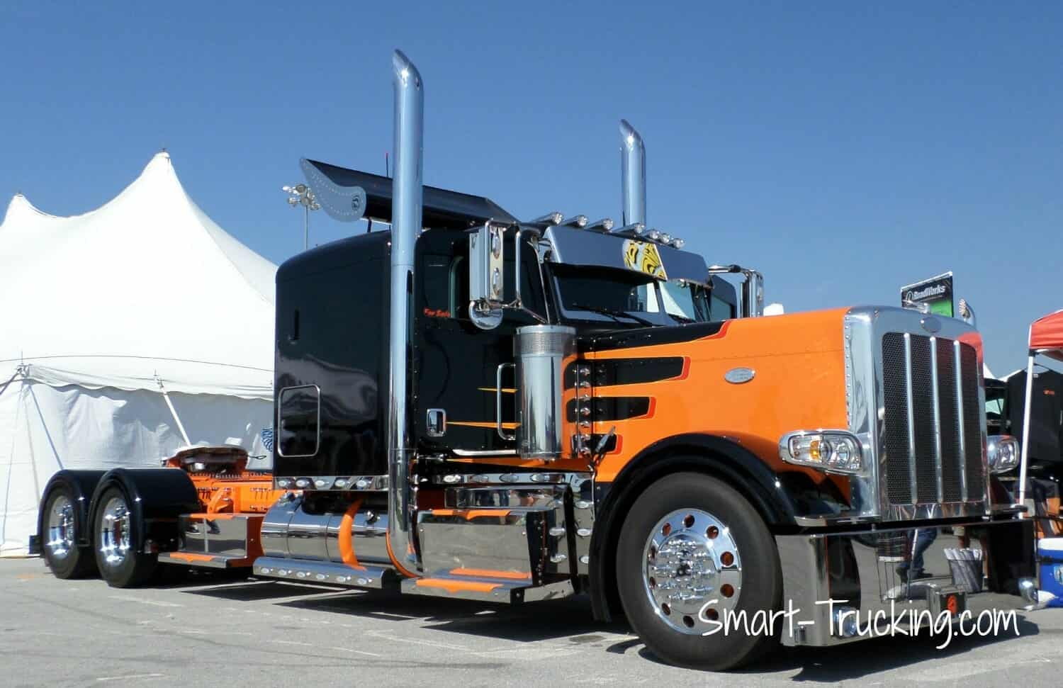 Long Haul Trucking >> The Ultimate Peterbilt 389 Truck Photo Collection