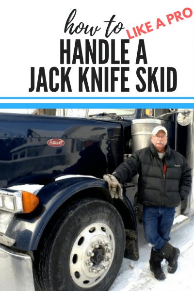How to Handle a Jack Knife Skid Like a Pro