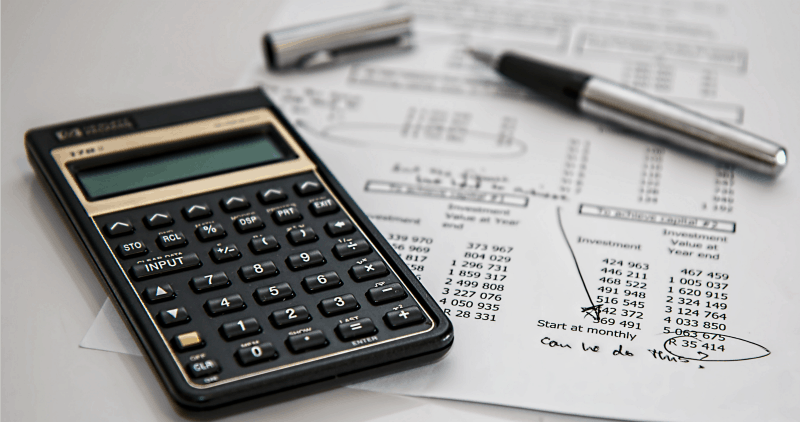 Accounting Books Reports and Calculator