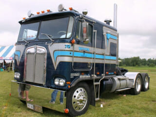 1972 Old Kenworth Cabover Truck