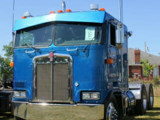 1988 Kenworth Cabover Truck