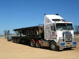 Kenworth Cabover Australia
