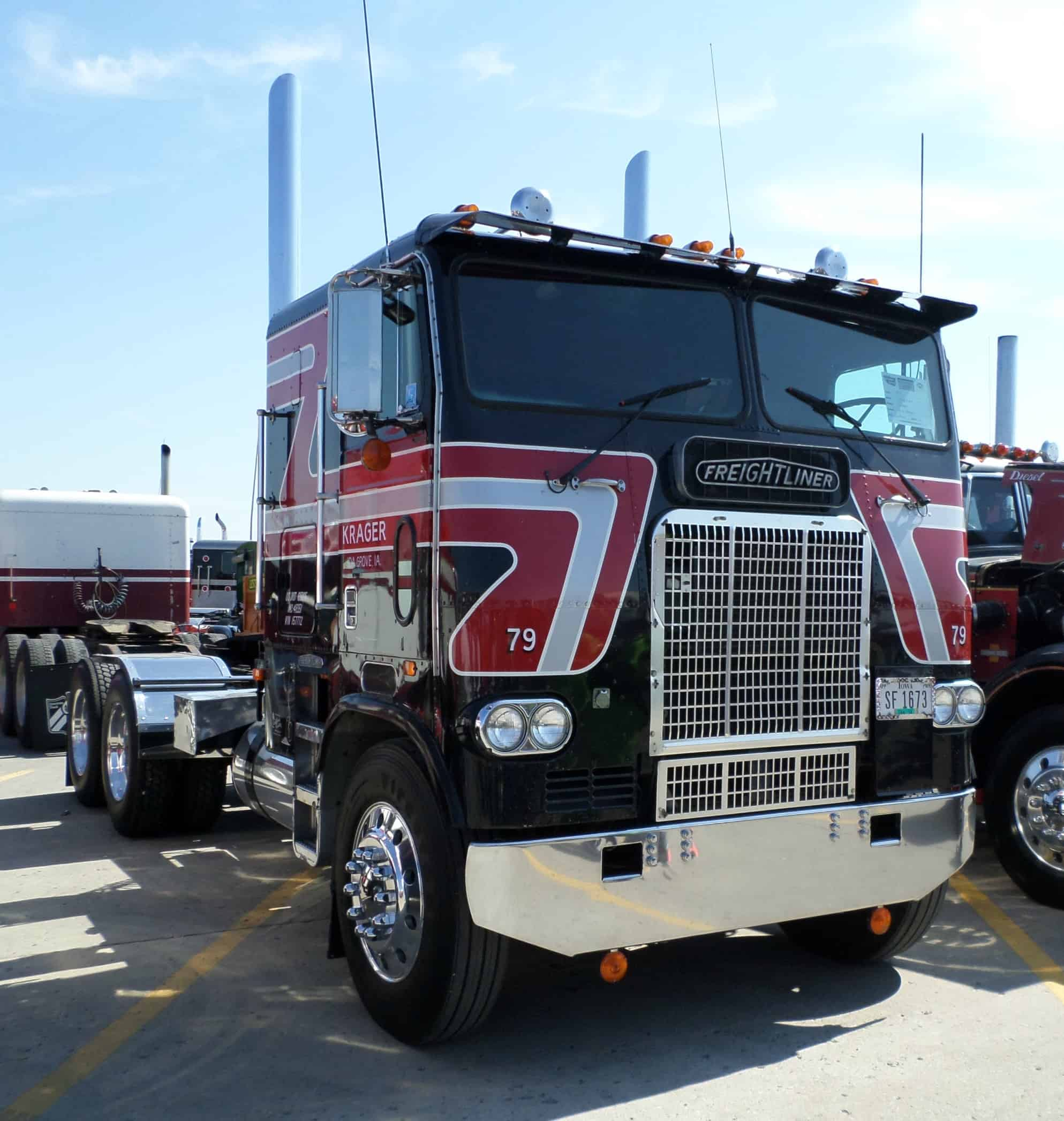 The Ultimate Freightliner Cabover Quick Guide And Photo Gallery Wiring Diagrams No Start 979 Black Red White