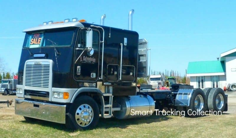 Volvo cabover trucks usa