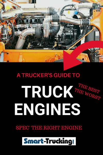 BEST TRUCK ENGINES GUIDE