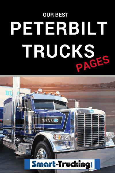 Best Peterbilt Trucks Pages