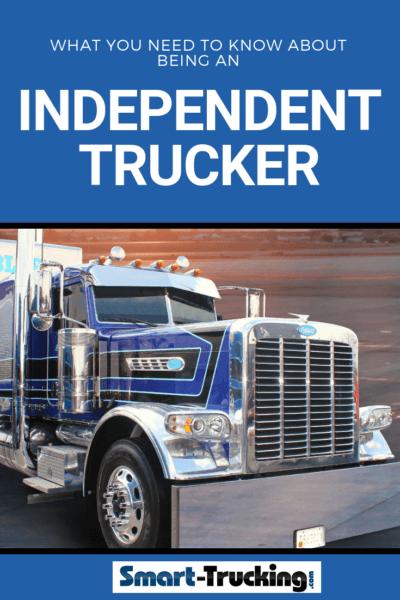 INDEPENDENT TRUCKER